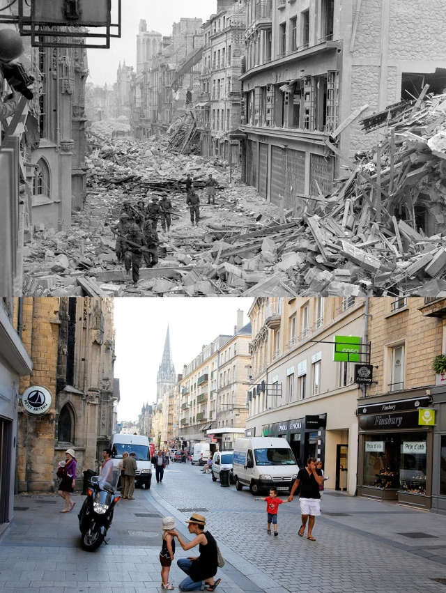Normandy-Then-Now-11