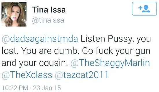 Tina Issa