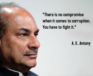 A-K-Antony