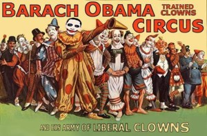 Leftists-Get-Clown-Banned-for-Wearing-Obama-Mask-610x400