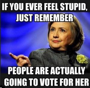 Feel Stupid